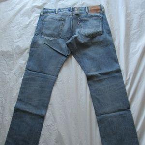Levi's 511 Jeans 04511264-2 Slim Selvedge Blue